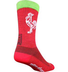 Sock Guy Wool Sriracha Socks