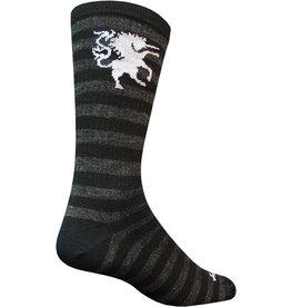 SockGuy SockGuy Wool Medieval Unicorn Sock SM/MD