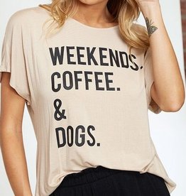 LOSA Weekend.Coffee.Dogs
