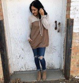 LOSA Cowl Neck Pullover