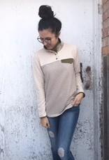 LOSA Print Pullover