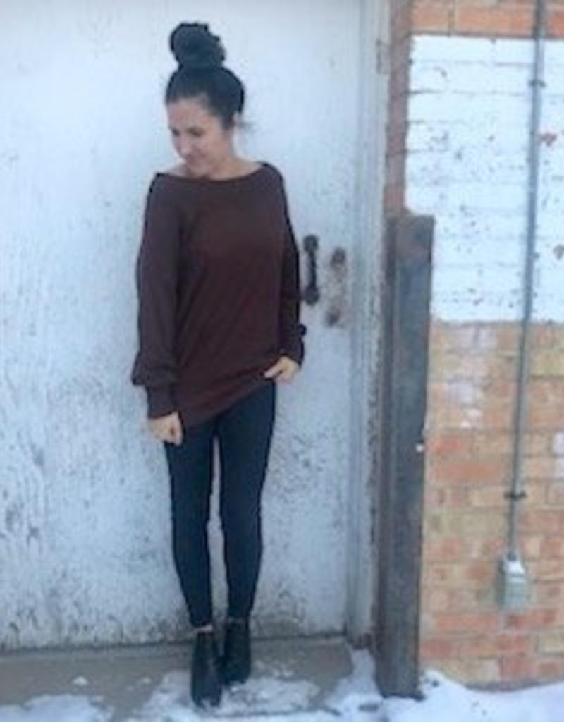 LOSA Long Sleeve Tunic