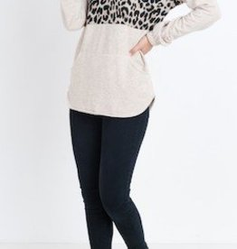 LOSA Leopard Pullover