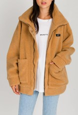 Brunette Josephine Teddy Jacket