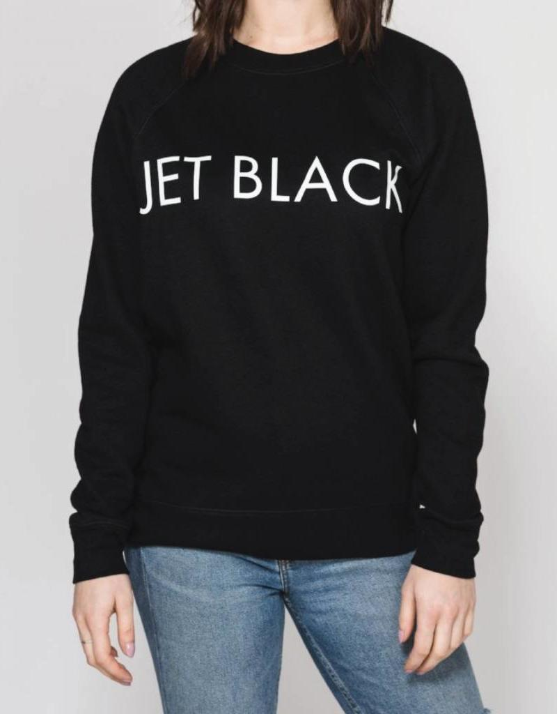 Brunette Jet Black