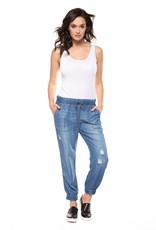Dex WASHED OUT RIPPED JOGGER -