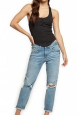 Dex BUTTONED DOWN TANK TOP -