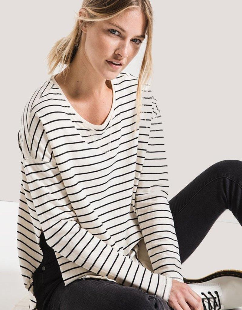 Striped Weekender
