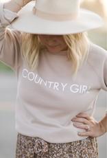Brunette Country Girl