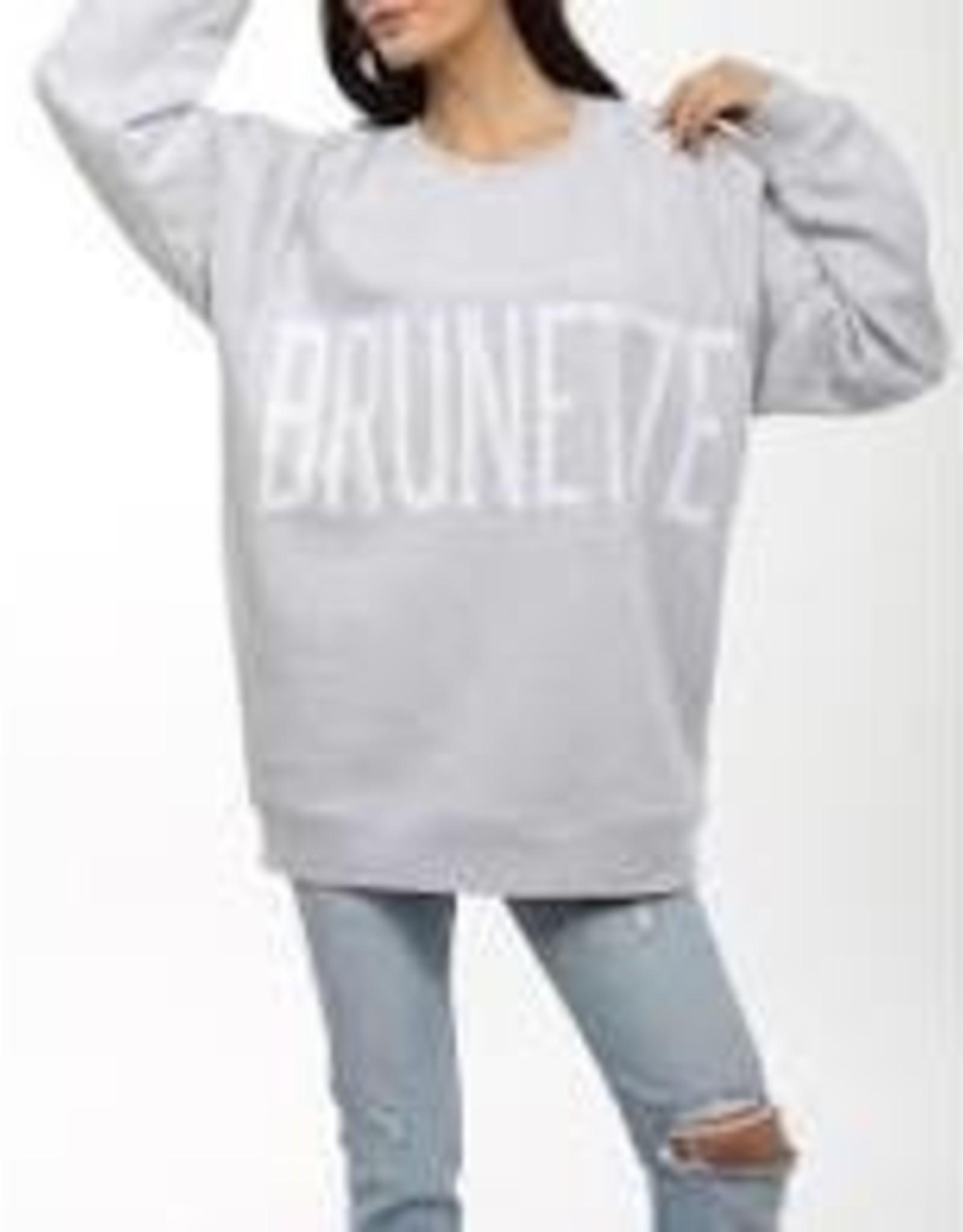 Brunette Big Sister Crew
