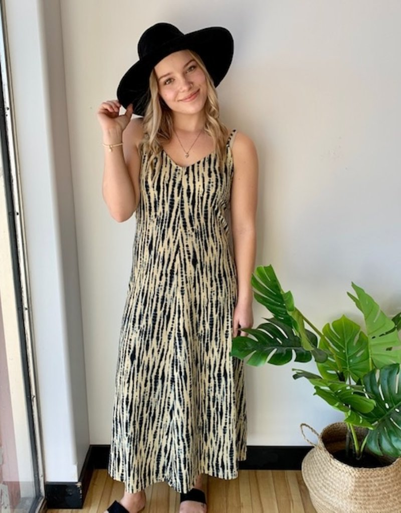 Dex Tie Dye Midi Dress
