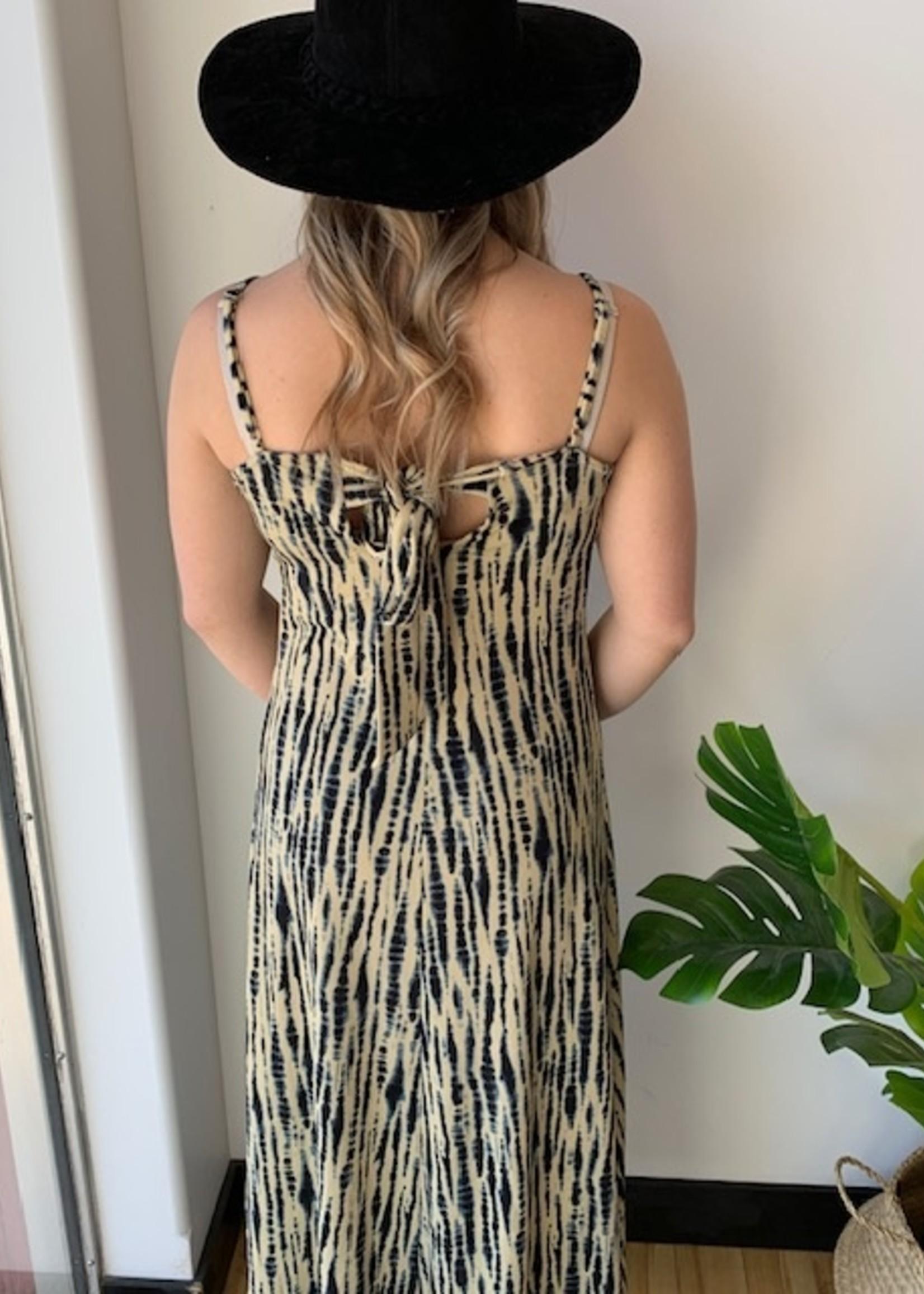 Dex Tie Dye Midi Dress