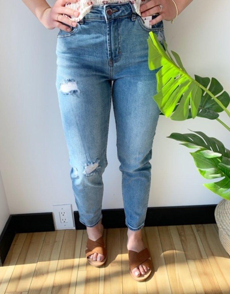Dex Mom Jeans