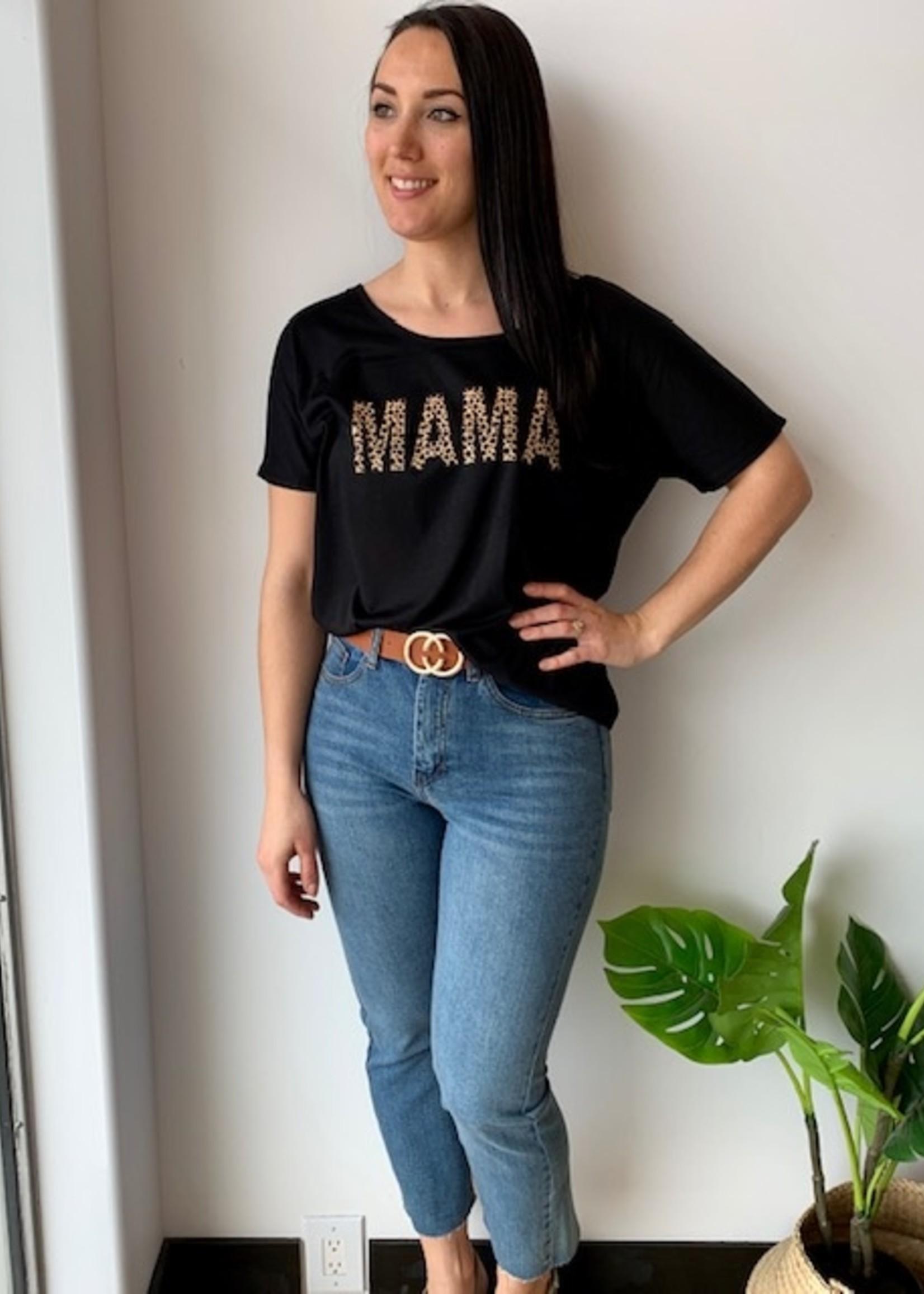 LOSA MAMA Leopard Slouchy -
