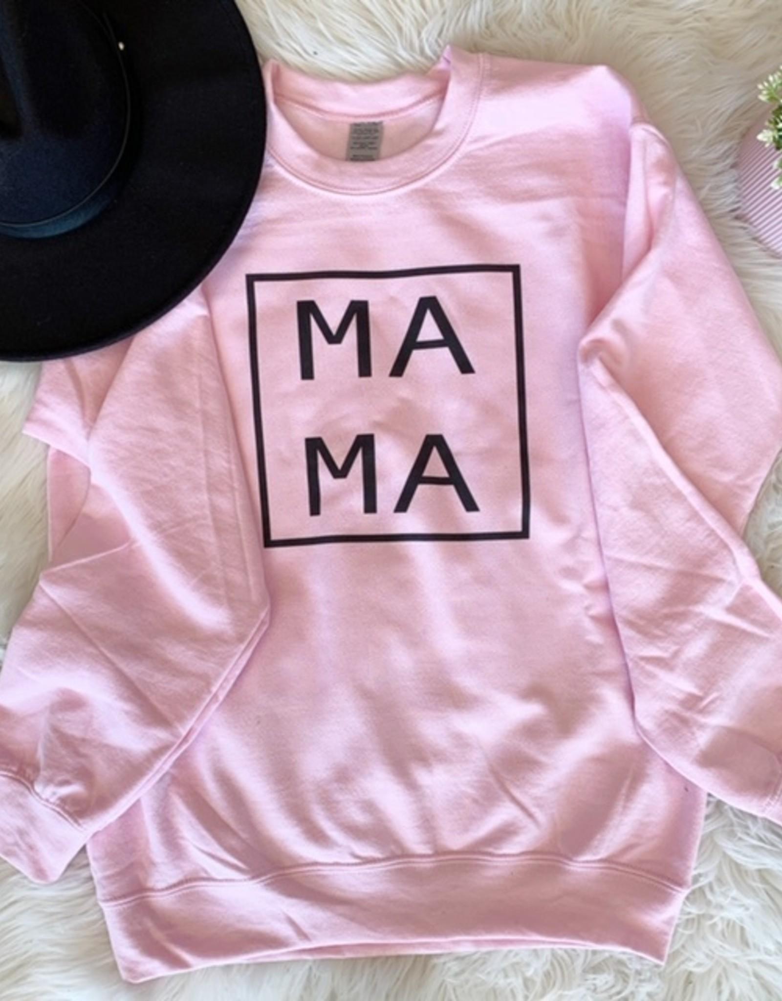 LOSA MAMA Crewneck Sweater  -