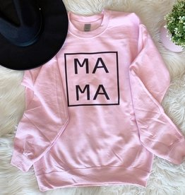 LOSA MAMA Crewneck Sweater  -