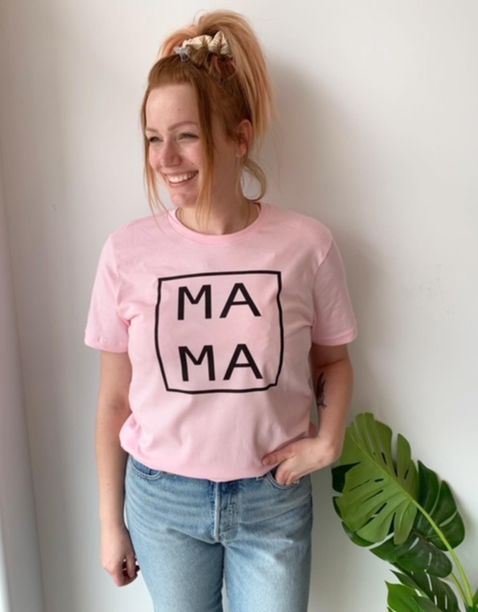 LOSA Mama Square Tee -