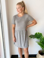 Triblend Dress -