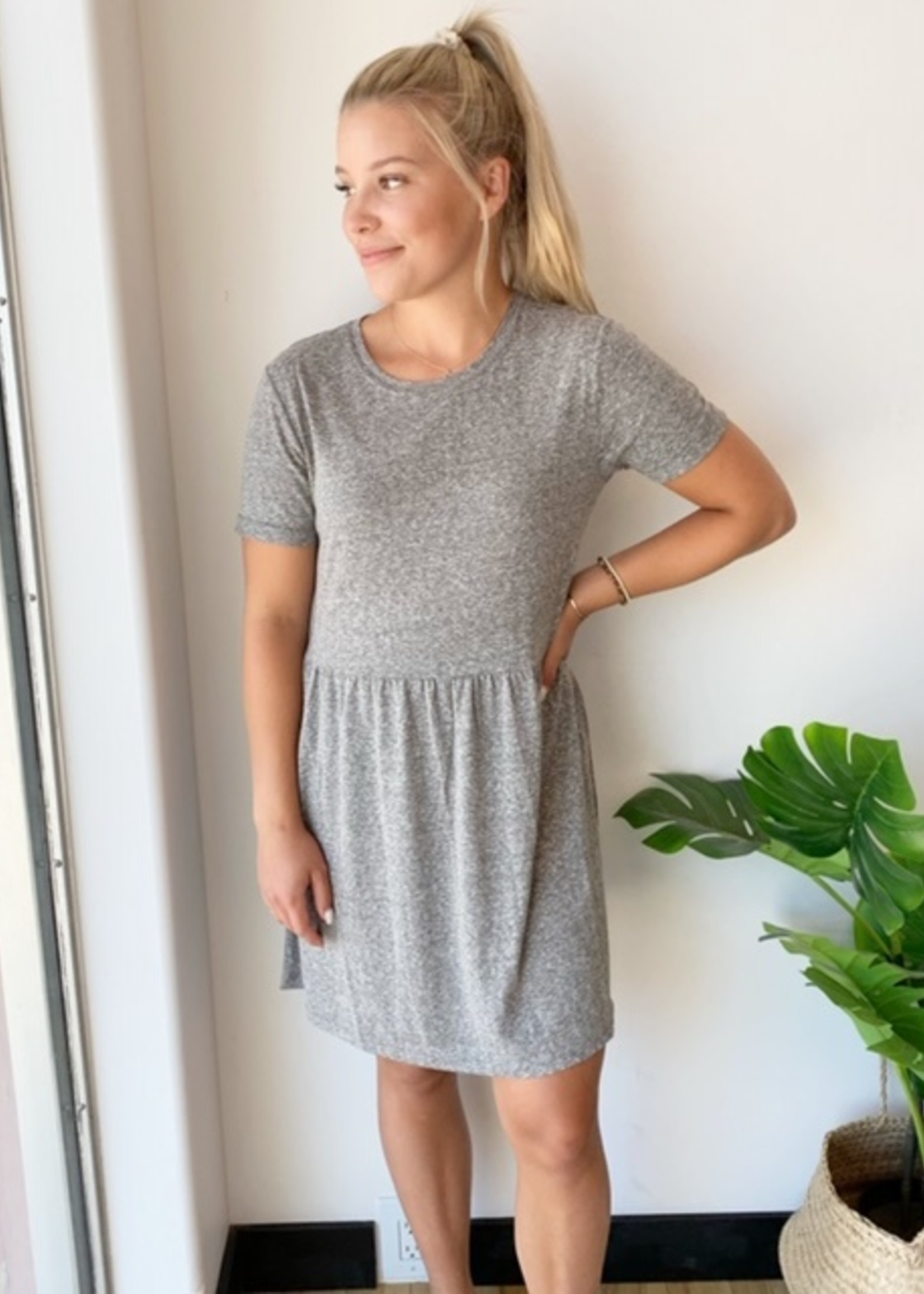 Triblend Dress -