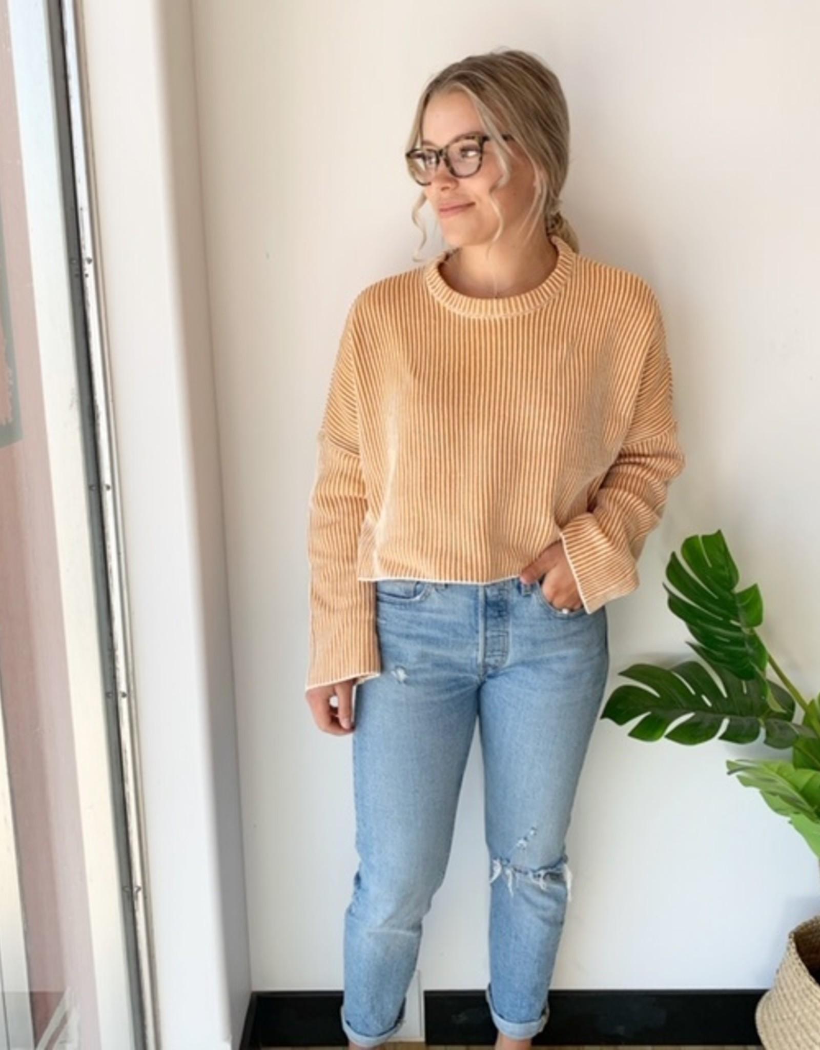 Vera Crop Knit