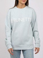brunette the label Brunette Core Crew
