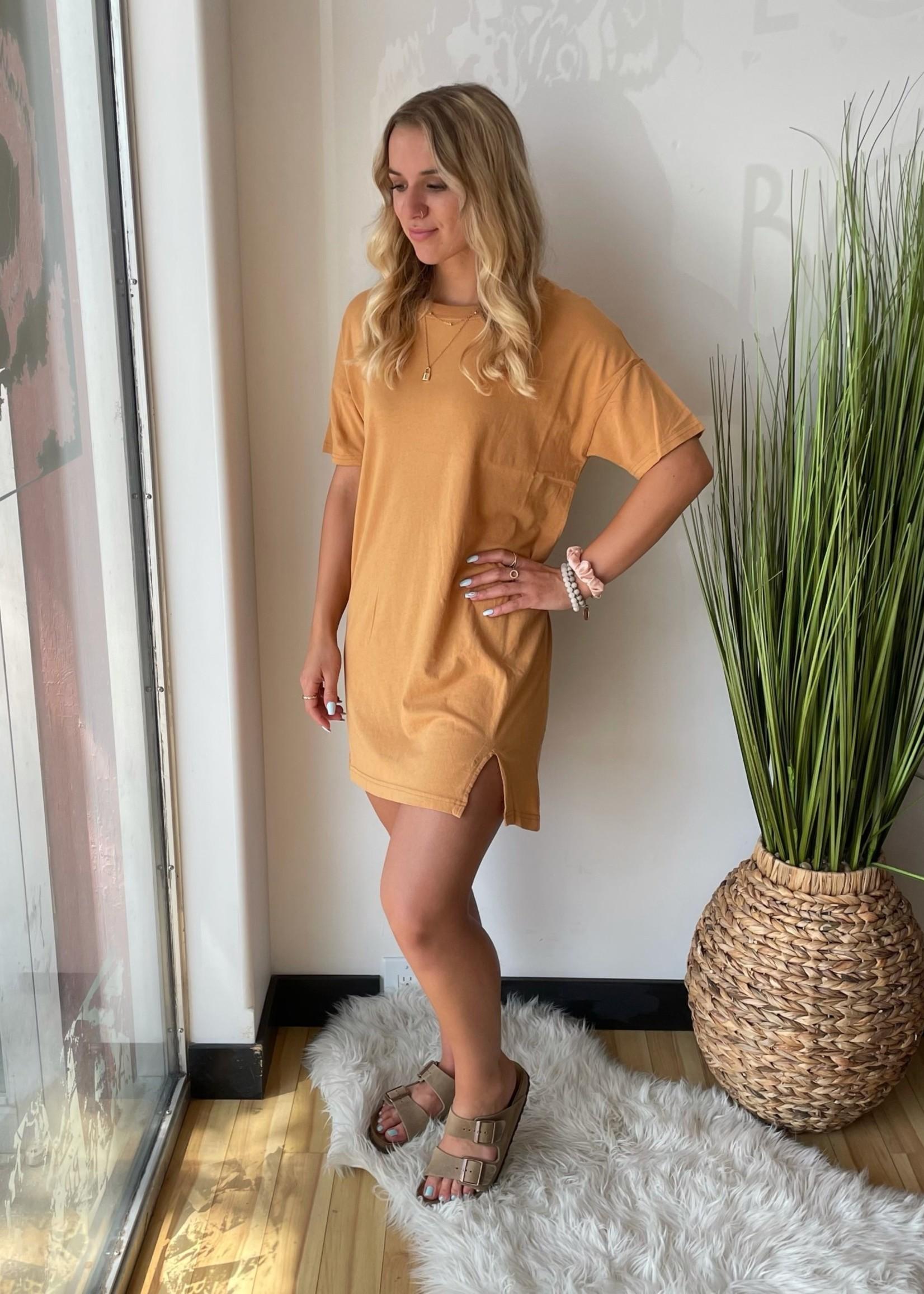 Bank Organic Tshirt Dress