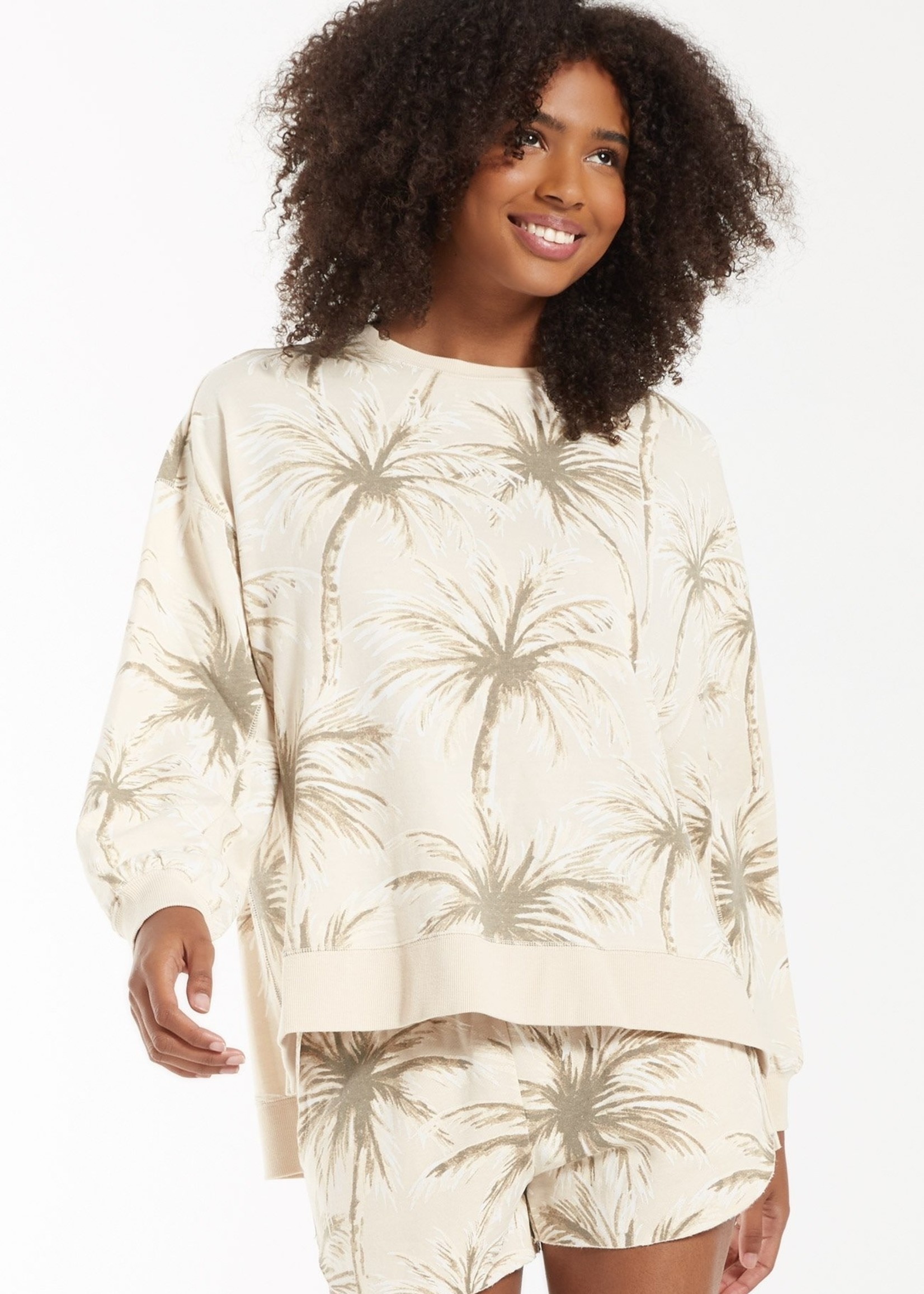 Modern Palm Weekender
