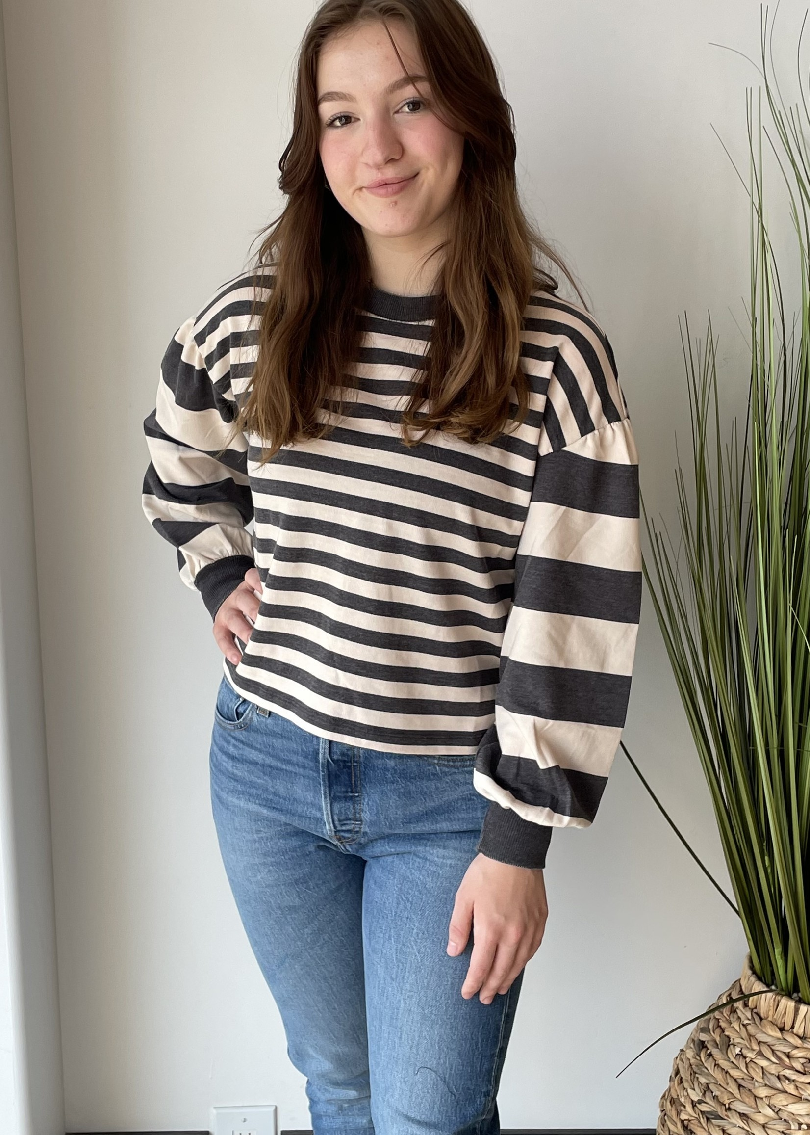Tempest Stripe Shirt