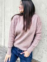 black tape Knit Sweater