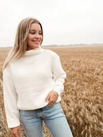 Dex Mock Neck Sweater
