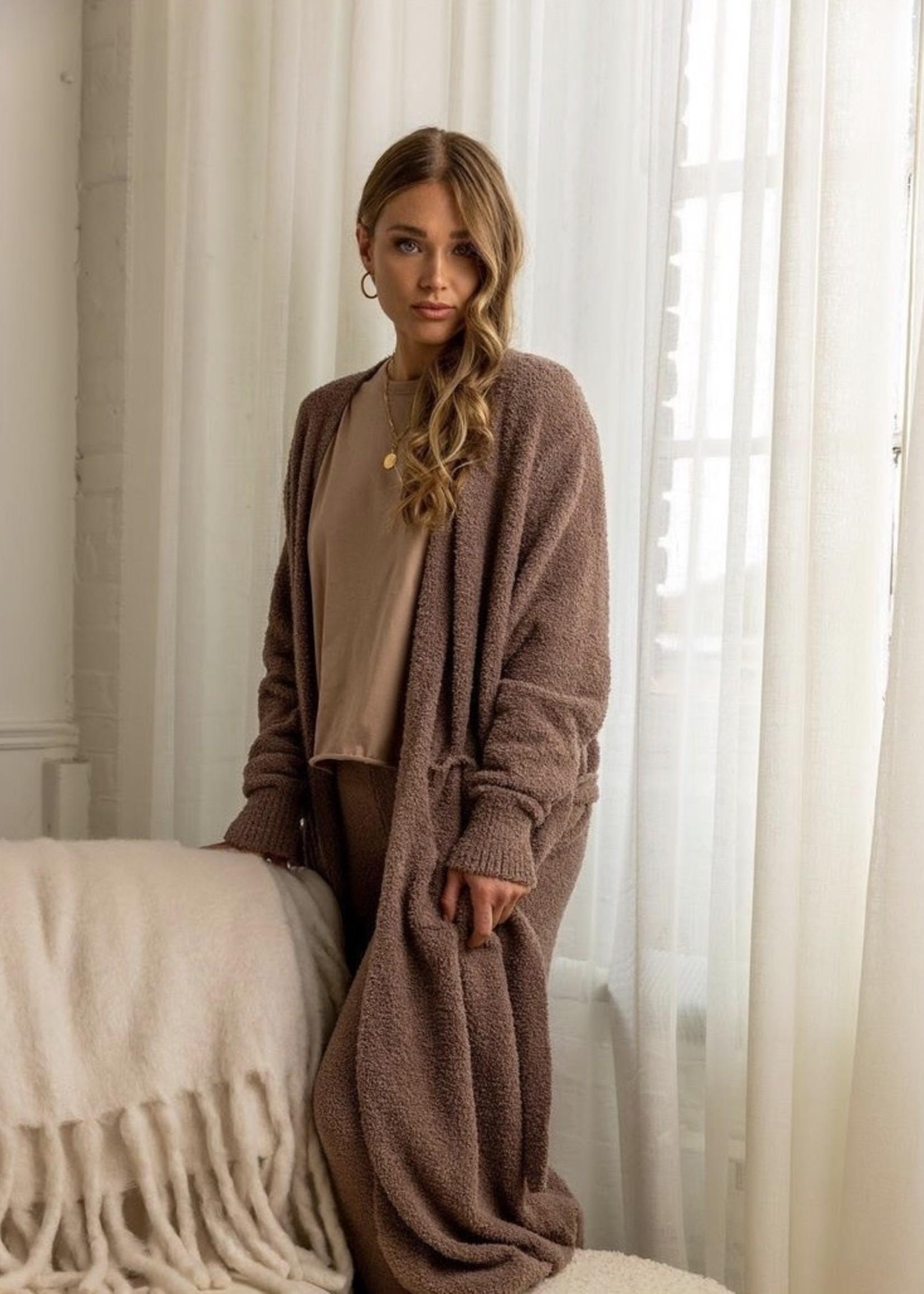 RD International Knit Cardigan