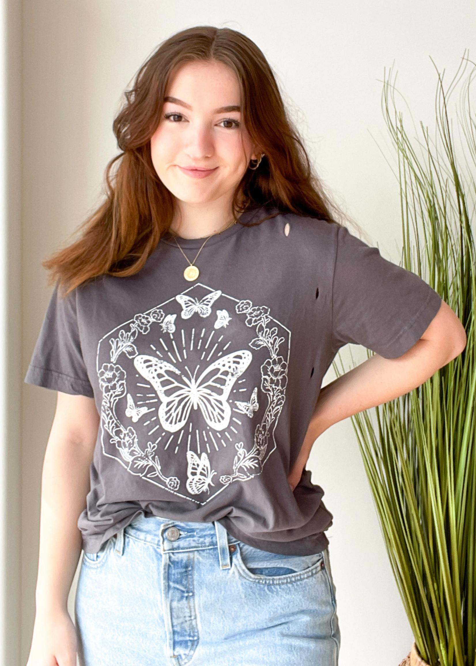 LOSA Butterfly Tee