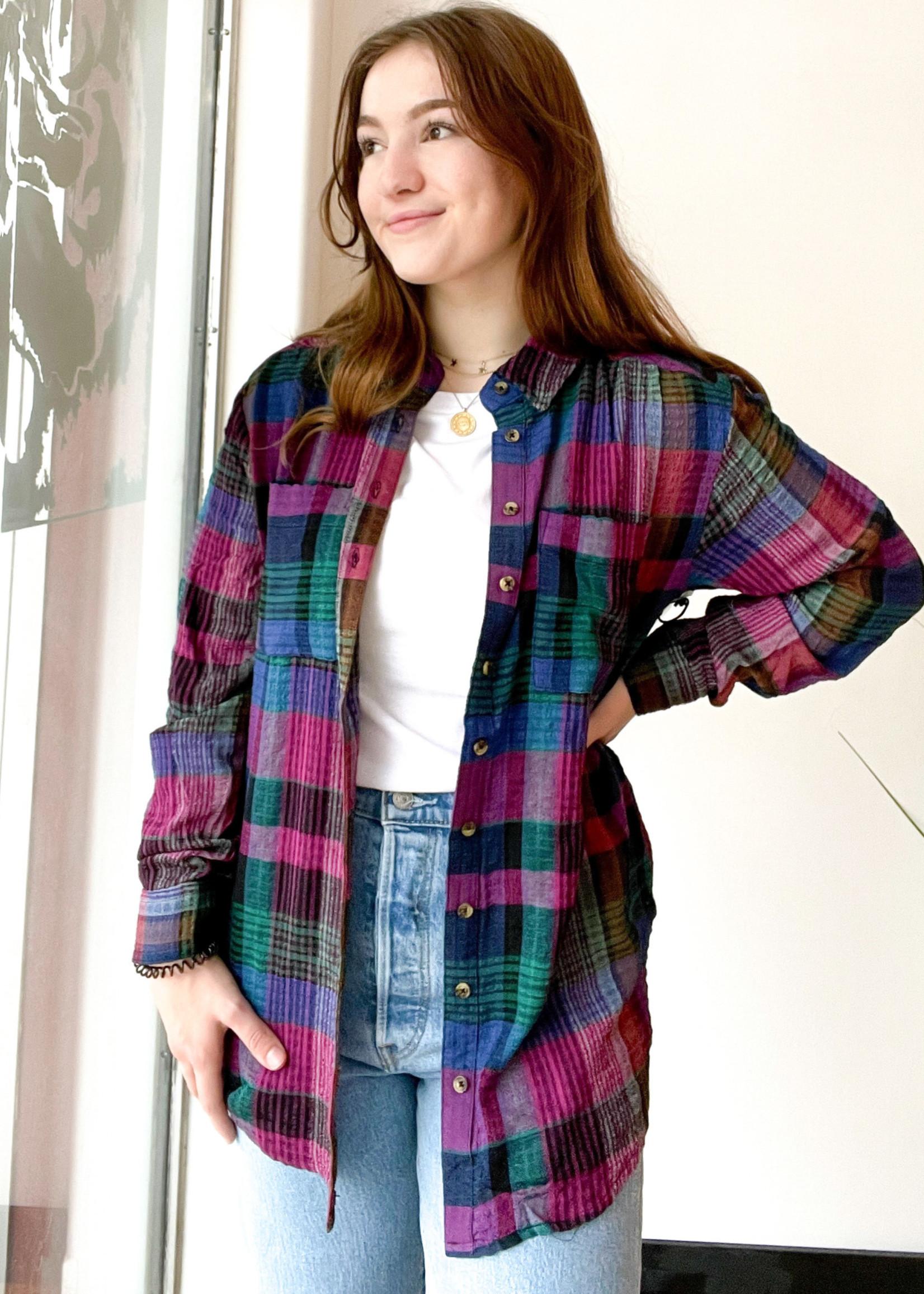 Dex Plaid Shirt