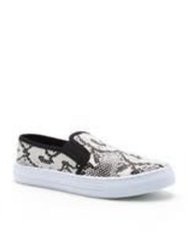 LOSA Snake Print Sneakers
