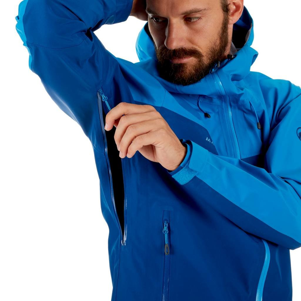 MAMMUT Mammut - Crater HS Hooded Jacket Men