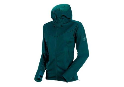 MAMMUT Mammut - Women's  Ultimate V Hooded Softshell Jacket