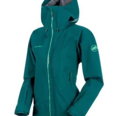 MAMMUT Mammut - Women's Masao Hooded Hardshell Jacket