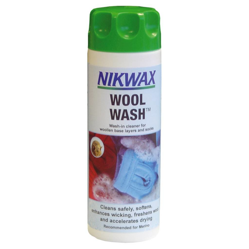 Nik Wax - Wool Wash 10 Oz