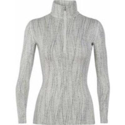 ICEBREAKER Icebreaker - Women's 250 Vertex Long Sleeve Half Zip