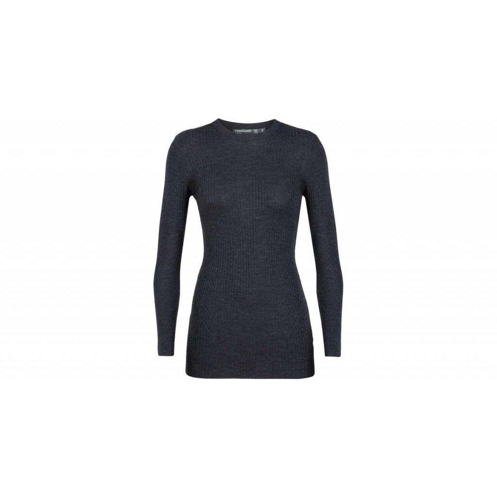 219b0607701 ICEBREAKER Icebreaker - Women's Valley Slim Crewe Sweater