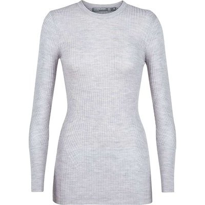 ICEBREAKER Icebreaker - Women's Valley Slim Crewe Sweater
