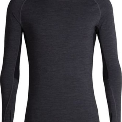 ICEBREAKER Icebreaker - Men's Body Fit Zone 200 Long Sleeve Crewe