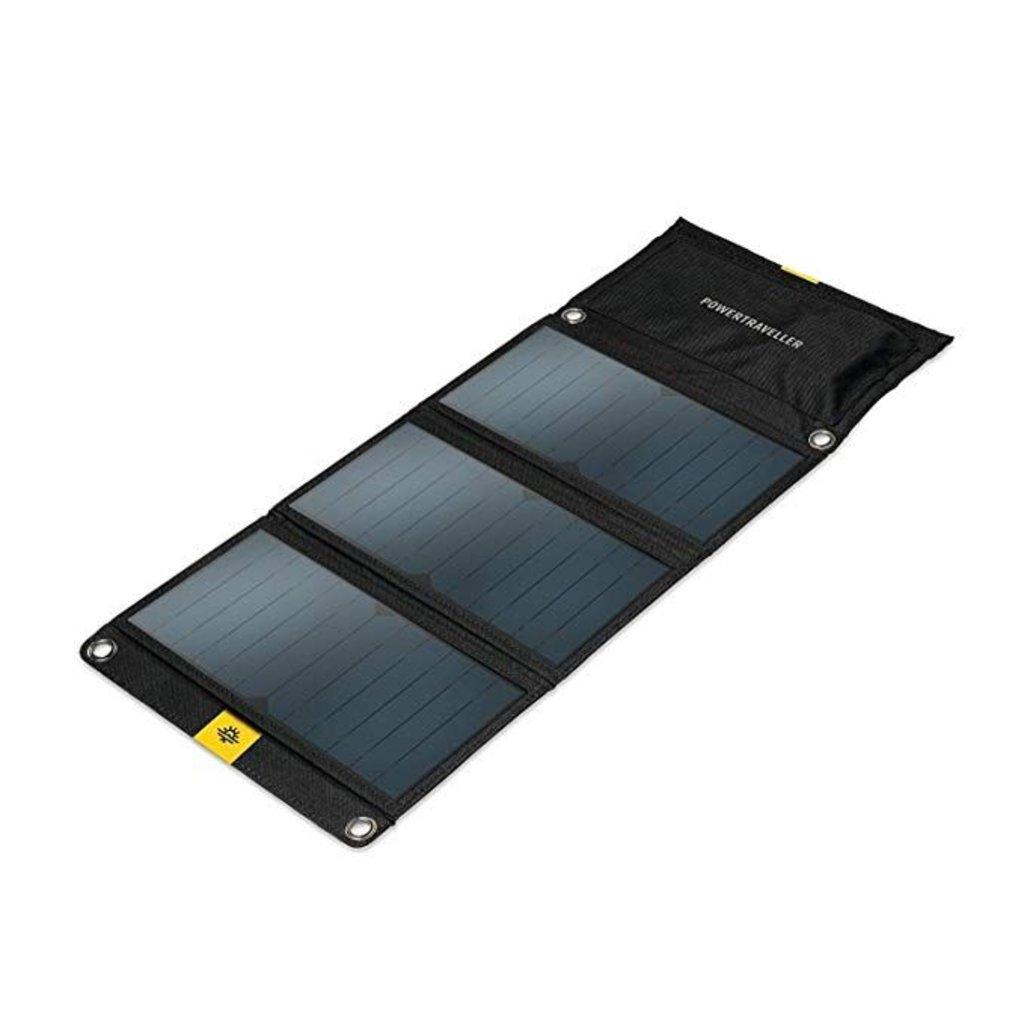 PowerTraveller Falcon 21 Foldable Multi-Voltage Solar Panel