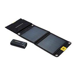 POWER TRAVELLER PowerTraveller Sport 25 Solar Kit - Power Pack And Solar Kit