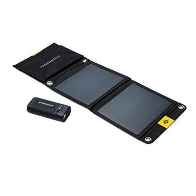 POWER TRAVELLER PowerTraveller Sport 25 Solar Kit - Power Pack And Solar Kit