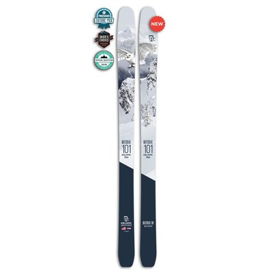 ICELANTIC Icelantic - Natural 101 Skis