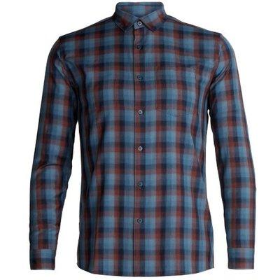 ICEBREAKER Icebreaker - MensDeparture II  Longsleeve shirt