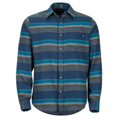 MARMOT Marmot - Men's Enfield Midweight Flannel Long Sleeve