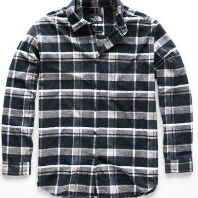 THE NORTH FACE The North Face - WOMEN'S LONG-SLEEVE BOYFRIEND SHIRT