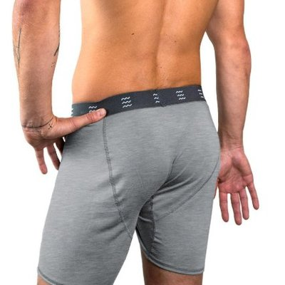 FREE FLY Free Fly - Men's Bamboo Comfort Boxer Brief